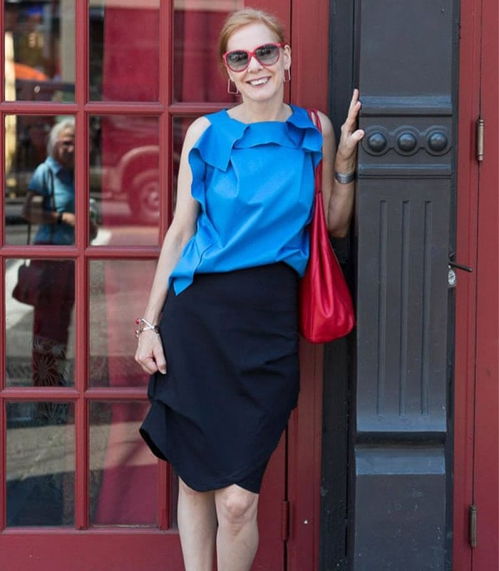 How to meet me in New York and what I wore on my first day!