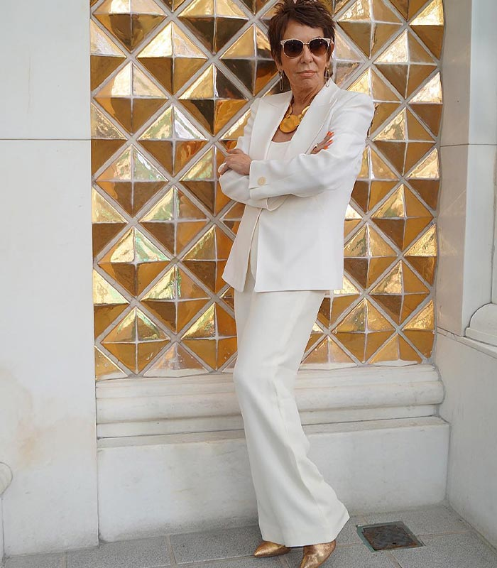40 more super stylish instagrammers over 40 you should follow right now