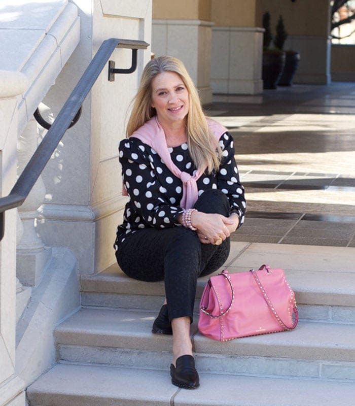 Bold and feminine – A style interview with Lisa