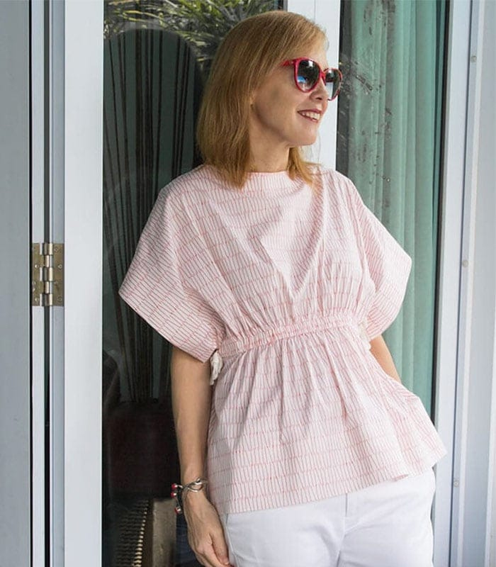 How to dress casually chic for summer – The 40+Style Casual Summer Style Challenge: Outfit 1