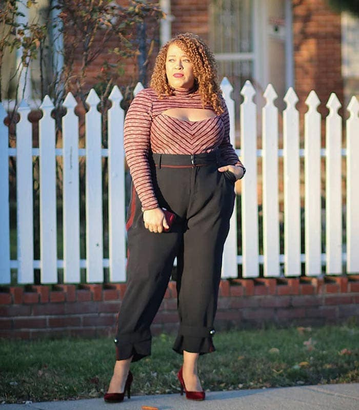 How to fit pants when your hip and waist have different sizes