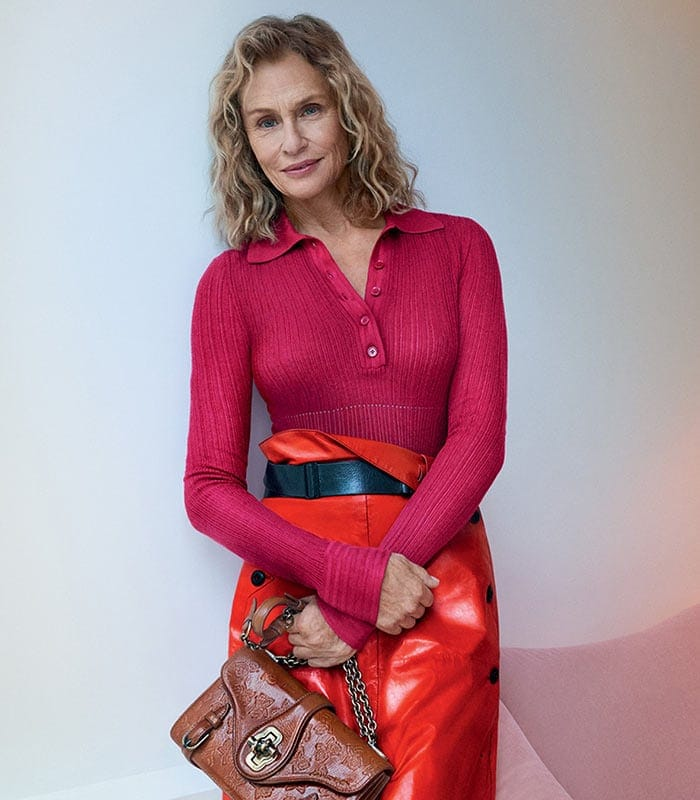 How to dress like Lauren Hutton
