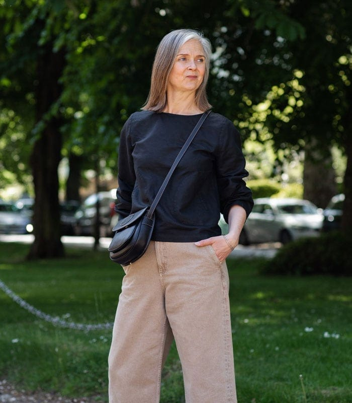 How to look stylish forever – A Style interview with Alyson