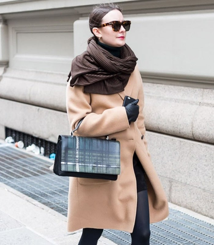 Streetstyle inspiration: wearing camel – Which of these 8 outfits is your favorite?