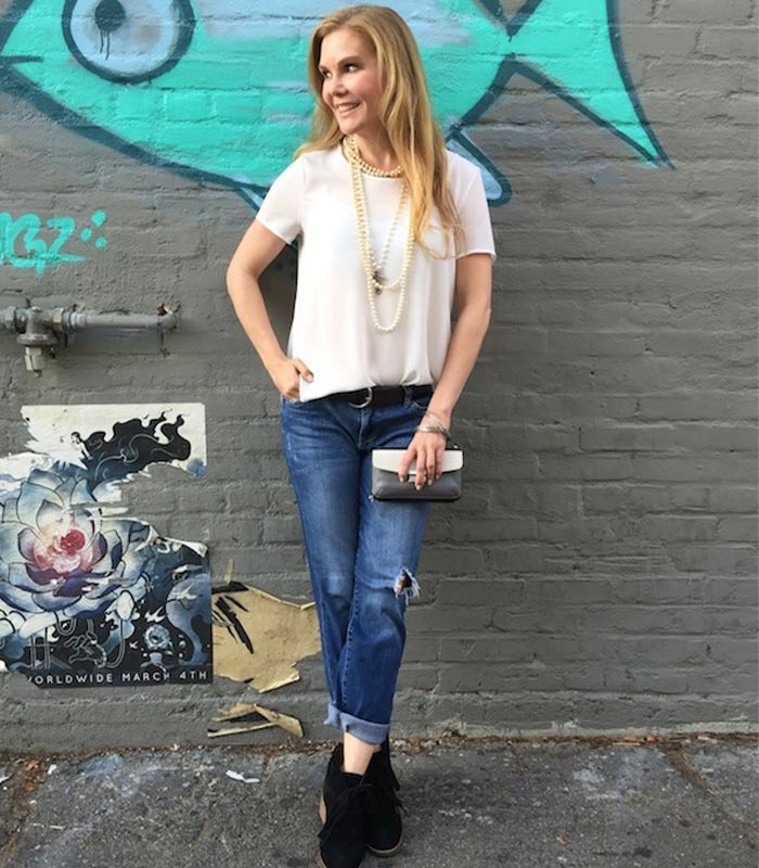 Classic with an edge – A style interview Rosemond Perdue