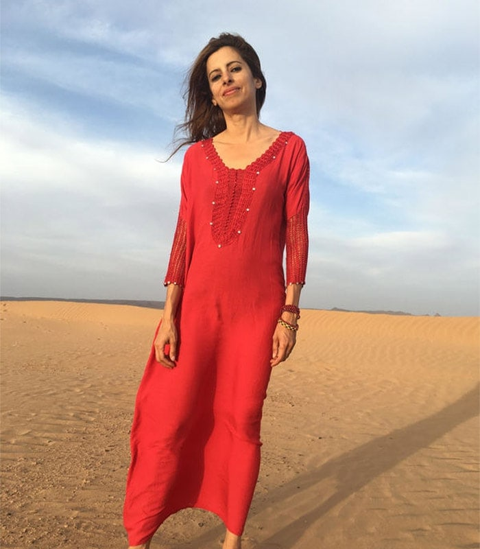 Modern nomad chic: a style interview with Cynthia Bowman