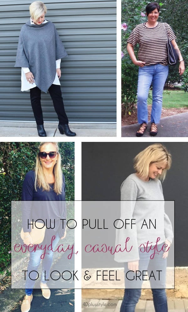 How to pull off an everyday, casual style to look and feel great