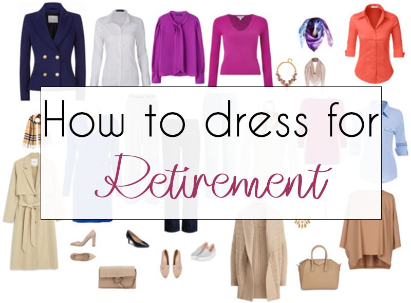 How to dress for retirement