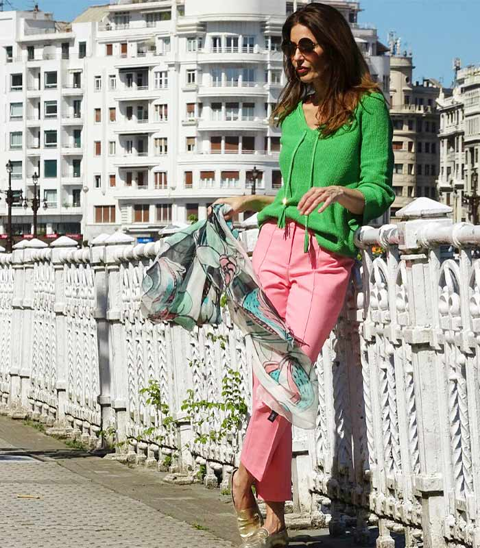 #40plusstyle inspiration: 15 fabulous looks featuring the color GREEN – which is your favorite?