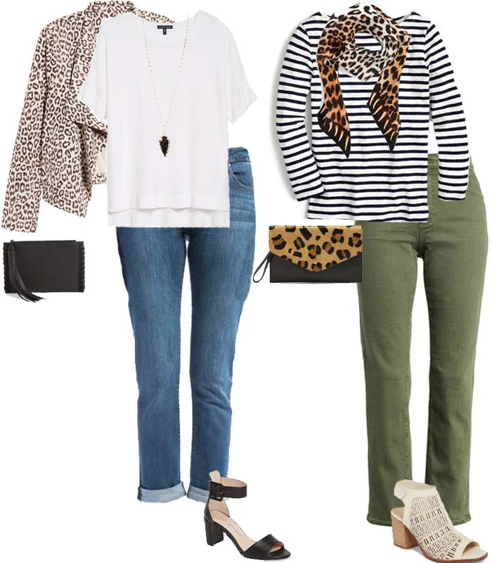 5 chic ways to wear leopard print in summer