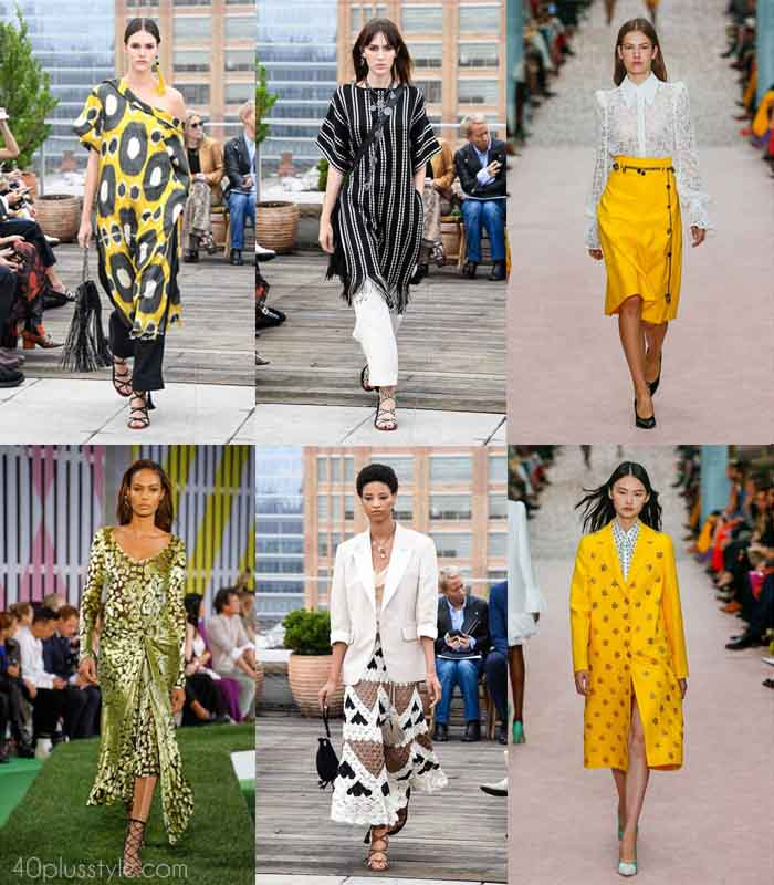 Fashion trends 2019: The best looks from the SS19 fashion shows