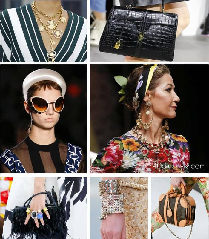The best accessories trends for Spring 2019