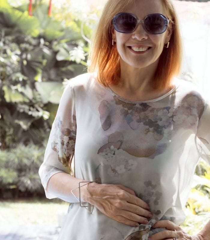 How to cover your upper arms while staying stylish and cool!