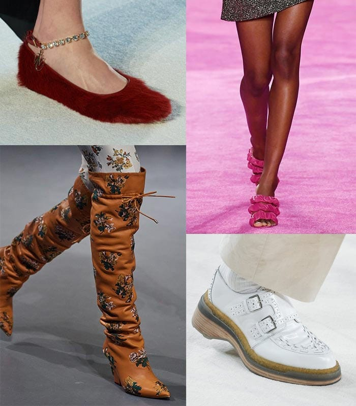 Fall shoe trends 2020: The best fall shoes and boots from the catwalks to your closet
