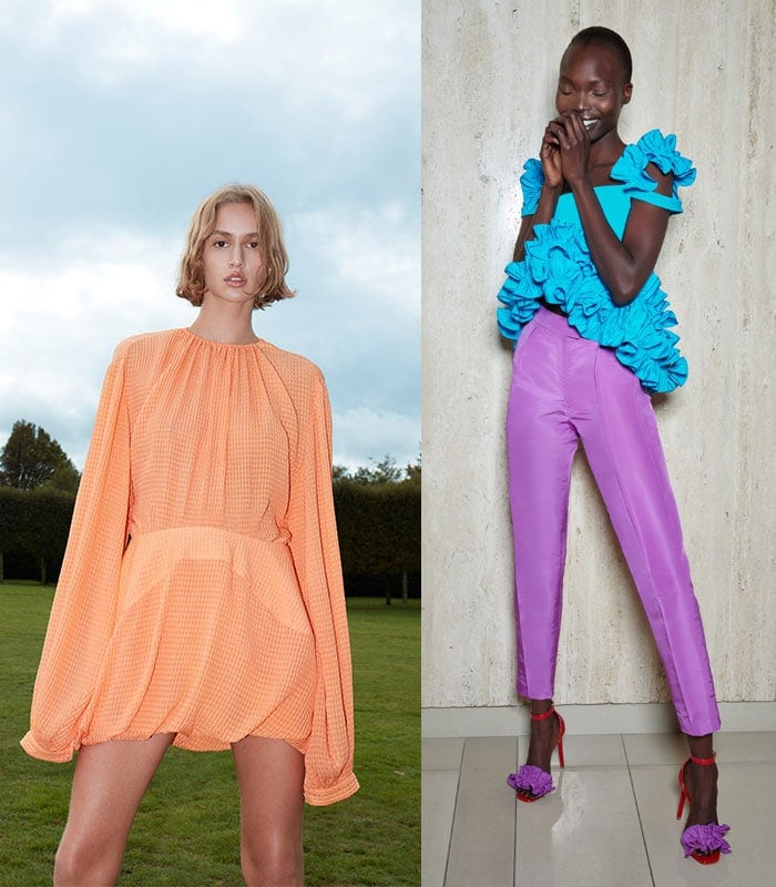 fashion color trends 2021 – the best colors and neutrals to wear for spring and summer