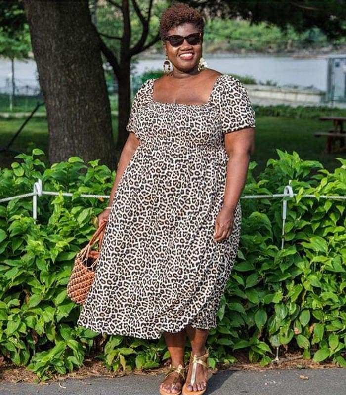 The best dresses to hide your tummy