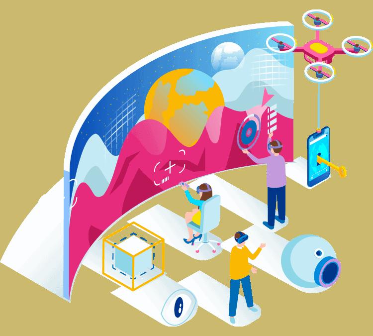 Recorridos virtuales y su aplicación