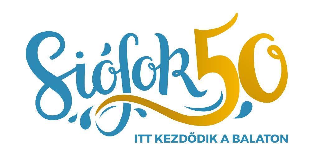 Siófok ist 50 Jahre alt!