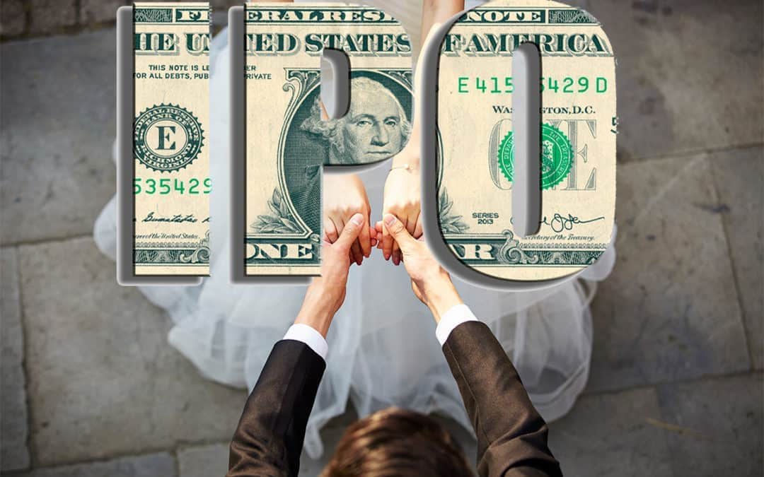 Weddings and IPOs: A Capital Match