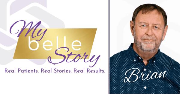 My Belle Story: Brian Benware