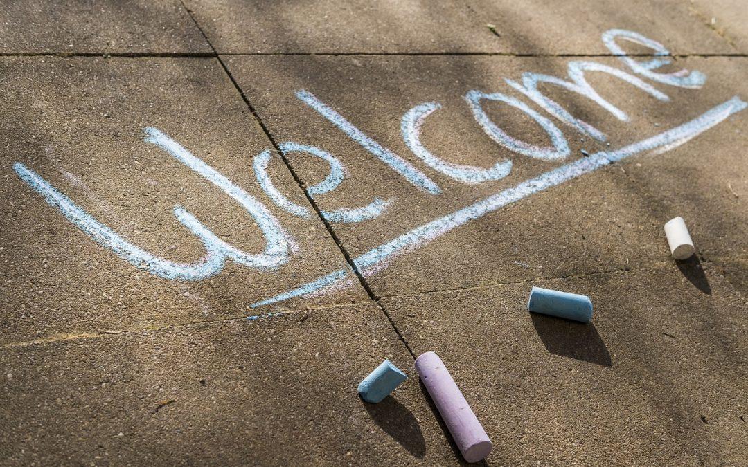Willkommen, bienvenue, welcome! –Hospitality is best served by heart
