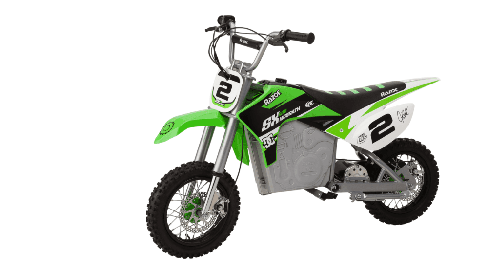 Razor SX500 Dirt Rocket McGrath – Green