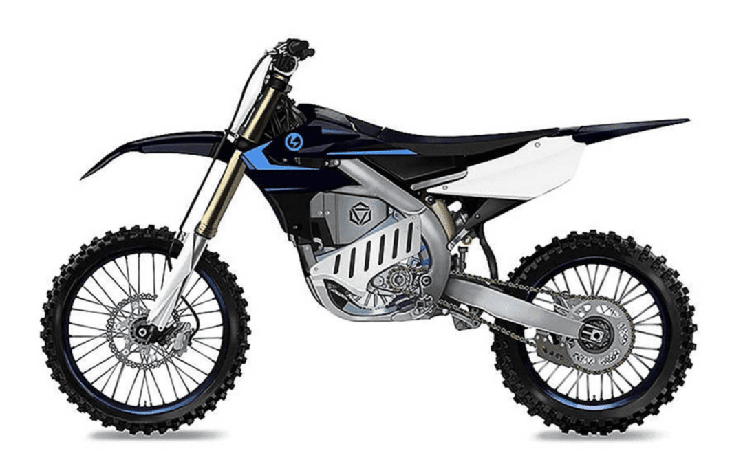 Yamaha electric dirt bike