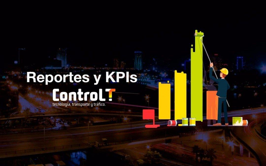 Reportes y KPIs asociados a ControlT