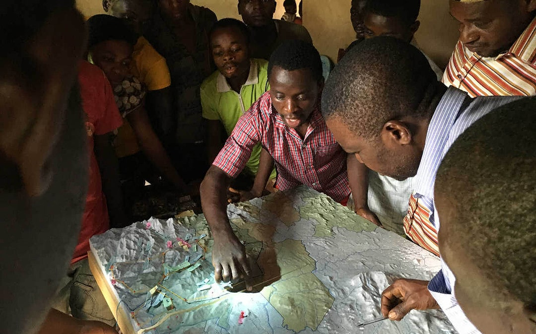 Eyes in the sky and on the ground: Engaging communities in forest conservation in the Cameroon Highlands