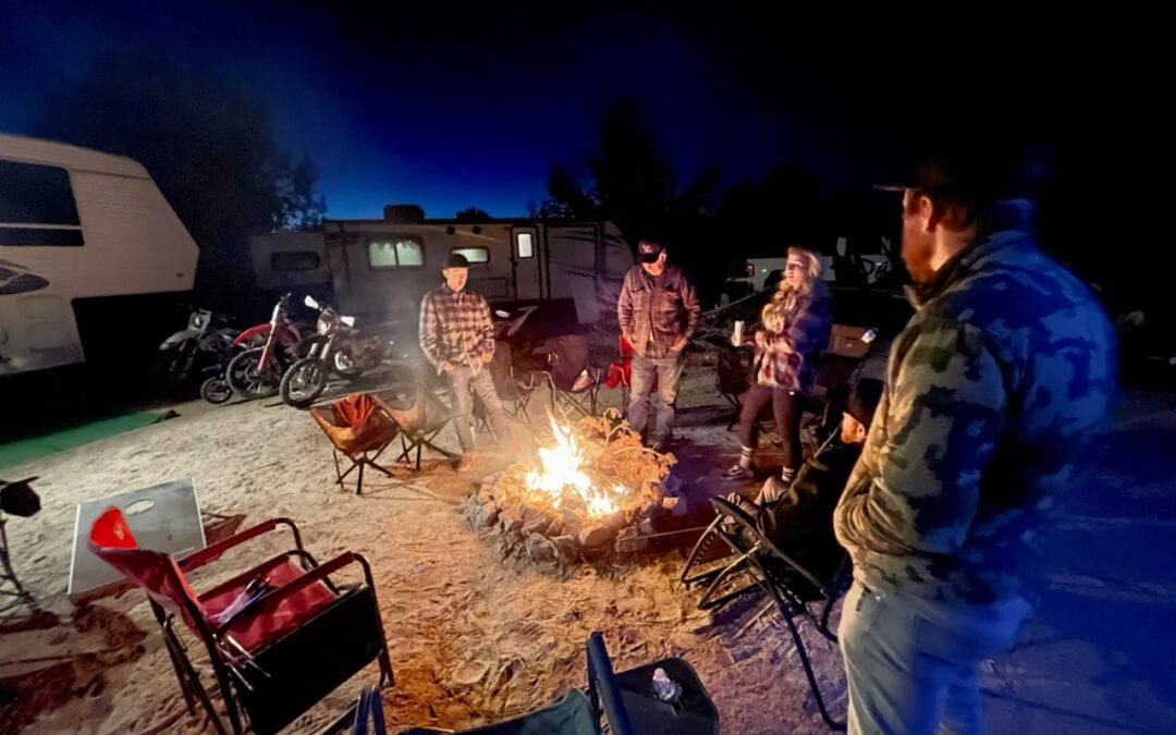Dirt Bike Camping Guide