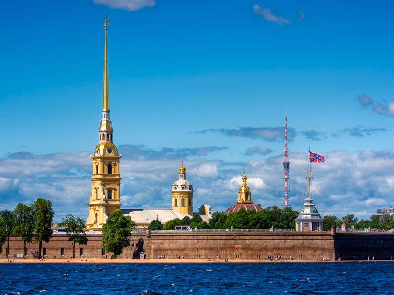 Pháo đài Petropavlovskiy – Niềm tự hào của người dân Nga