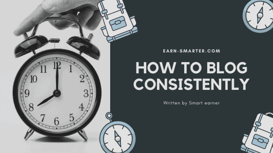 How to blog consistently – Based On a Great Book Called ' ATOMIC HABIT'