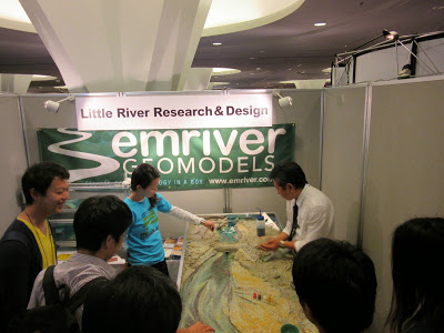 Japan Geoscience Union meeting in full swing
