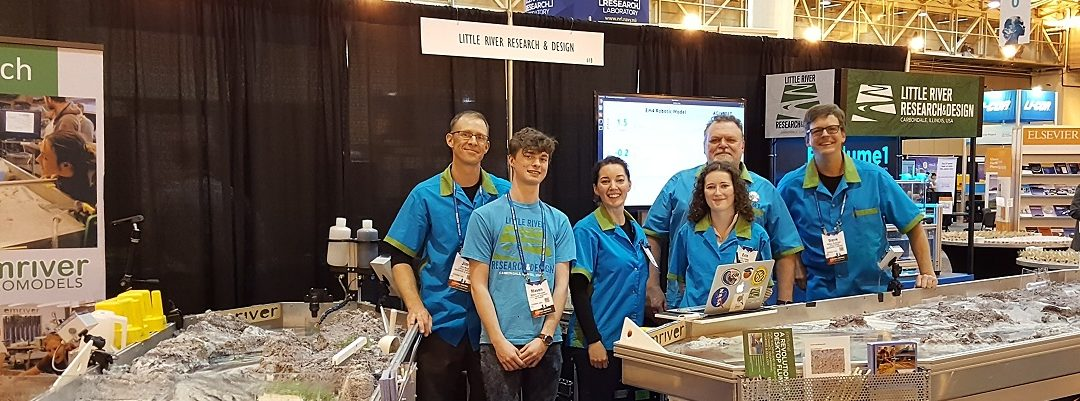 Em4 Robotic Debuted at AGU New Orleans