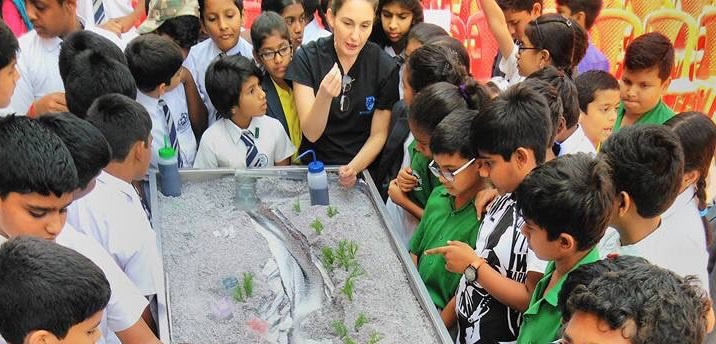 Citizen Outreach and River Education in India