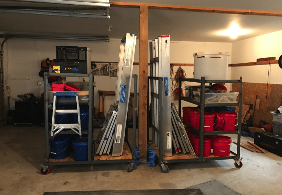 Ultimate storage system & other hacks for your Em2 stream table — Lessons from Ottauquechee Natural Resources Conservation District