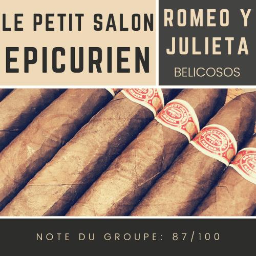 Romeo y Julieta Belicoso