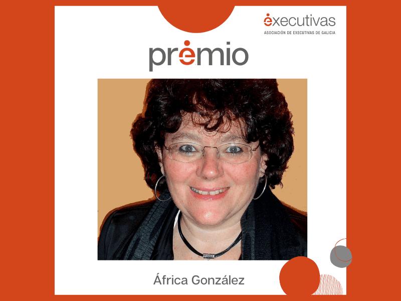 Premio Executivas 2020 Africa Gonzalez