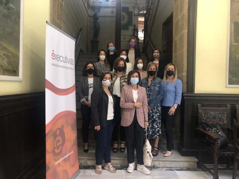Executivas de Galicia retoma a súa actividade presencial en Ourense