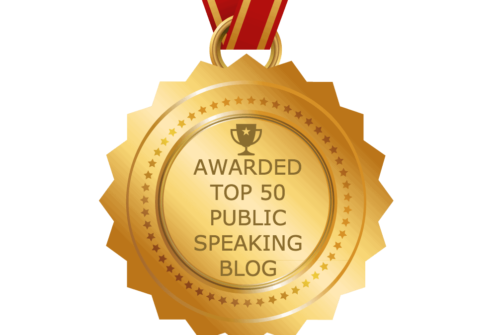 Expert Media Training – Blog Among Top-Ranking Public Speaking Blogs