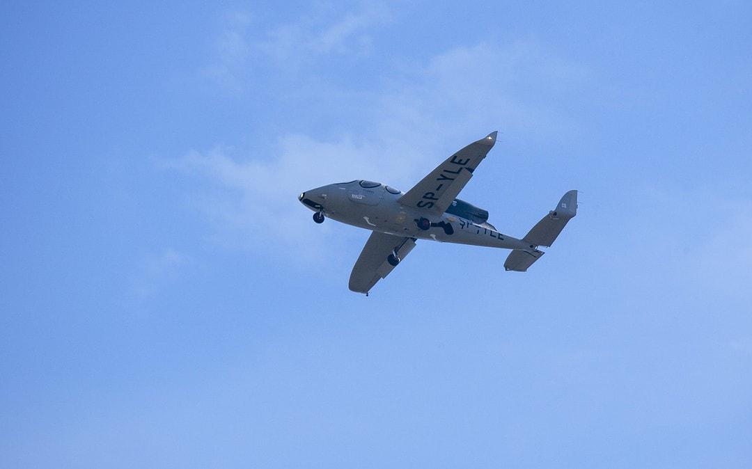 FLARIS has taken off. Flight tests are in progress