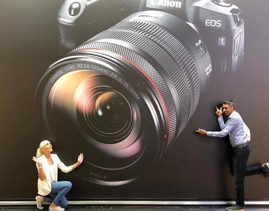 Photokina Messe 2018 in Köln