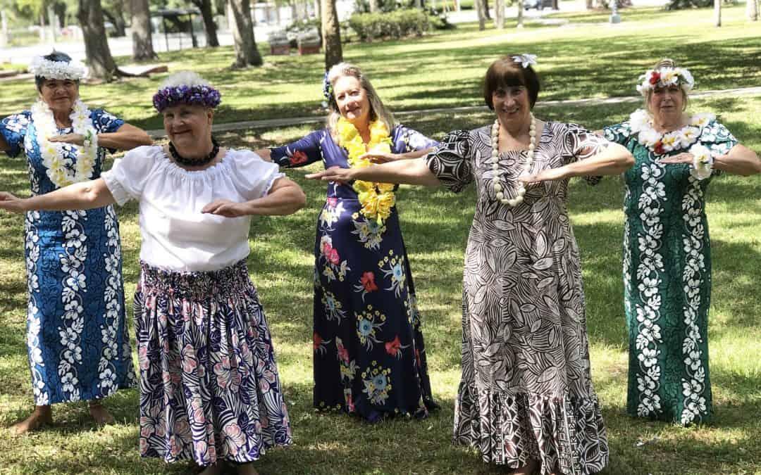 HULA FOR HEALTH: Hawaiian Dancing for Fitness