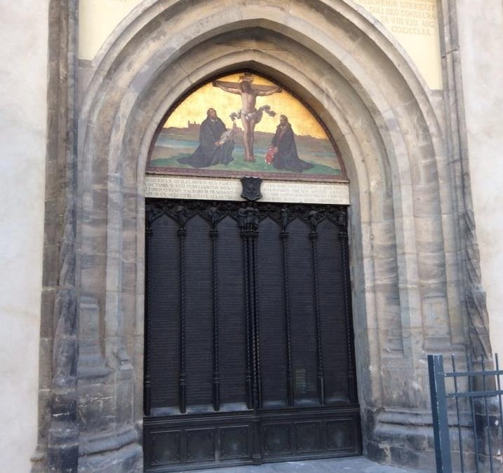 Walking In Luther's Footsteps