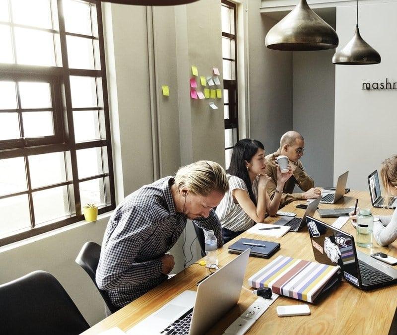 Wie sieht unser Arbeitsumfeld der Zukunft aus?