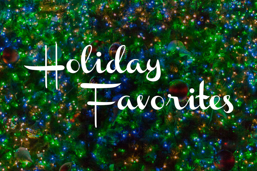 My top 10 favorite holiday tunes for 2008