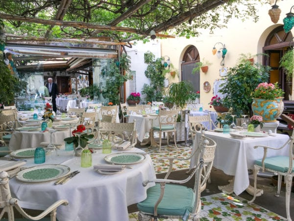 Delicious Dining – Restaurants in Sorrento, Italy