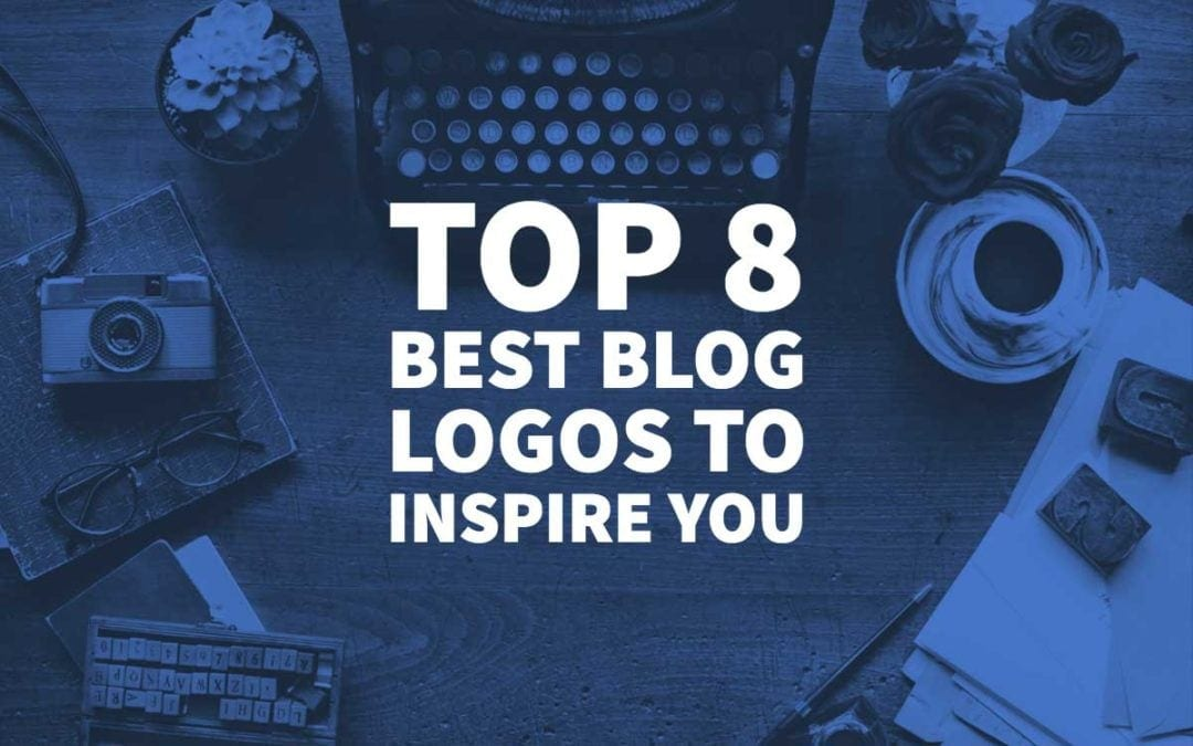 Top 8 Best Blog Logos to Inspire you
