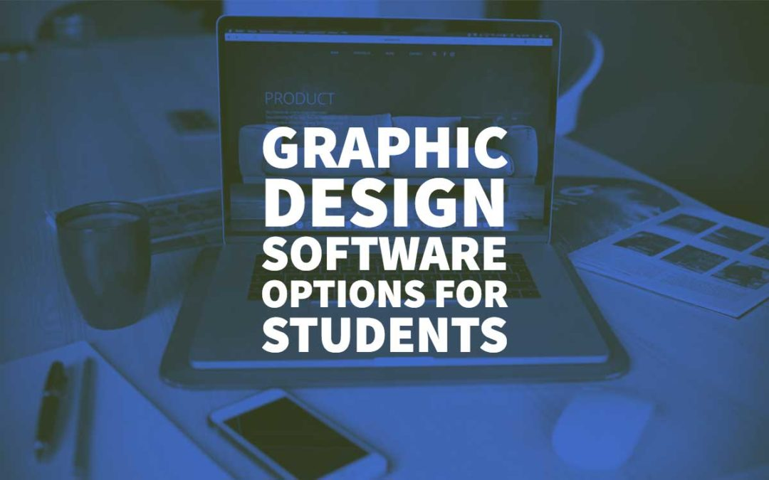 Graphic Design Software Options for Students
