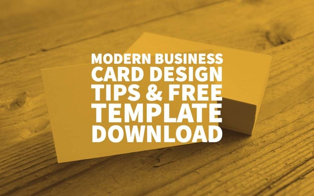 Modern business card design tips free template download modern business card design tips 1080x675g flashek Image collections
